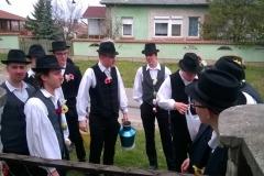 Húsvéti locsolkodók